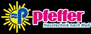Pfeffer Haustechnik Logo